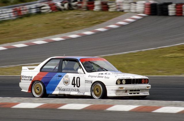 画像: グループAレースを席巻したM3。同じクラスの車両はもとより、ひとクラス上の車両とも互角以上の戦いを展開した。