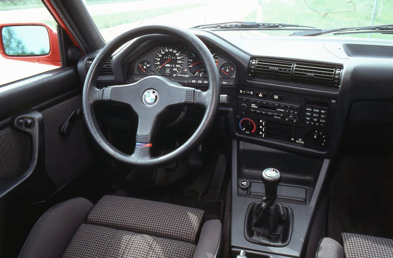 Images : 5番目の画像 - BMW M3 初代 - Webモーターマガジン