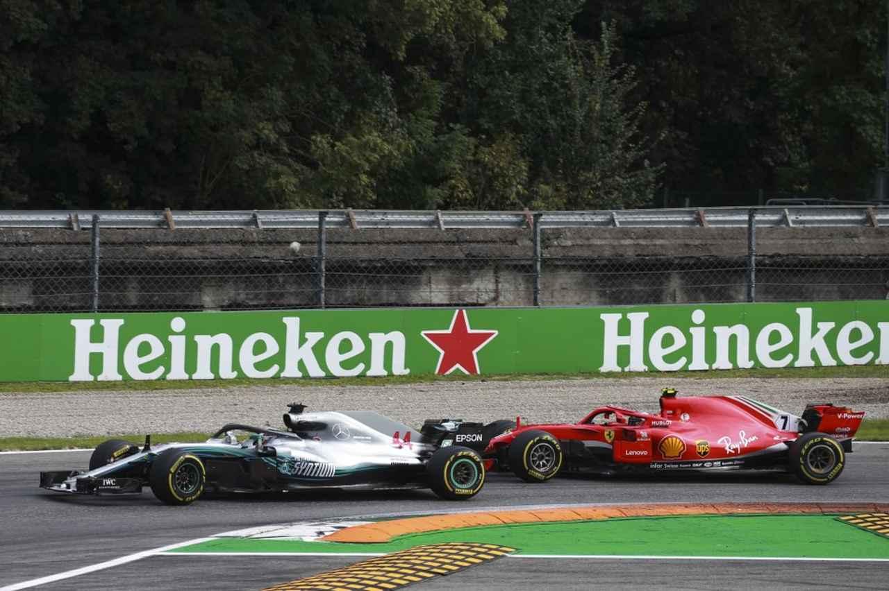 Images : 13番目の画像 - F1第14戦イタリアGP開幕 - Webモーターマガジン
