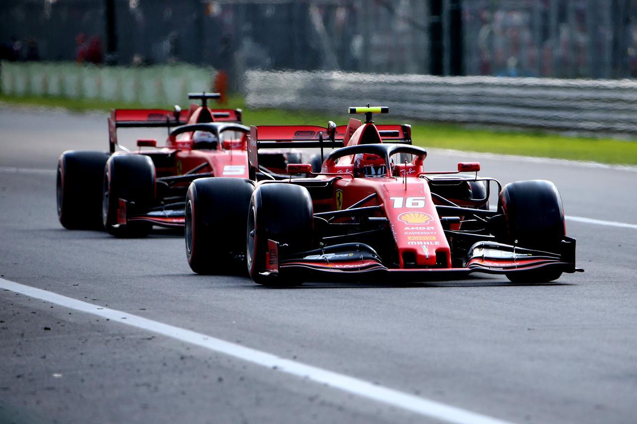 Images : 1番目の画像 - F1イタリアGP予選 - Webモーターマガジン
