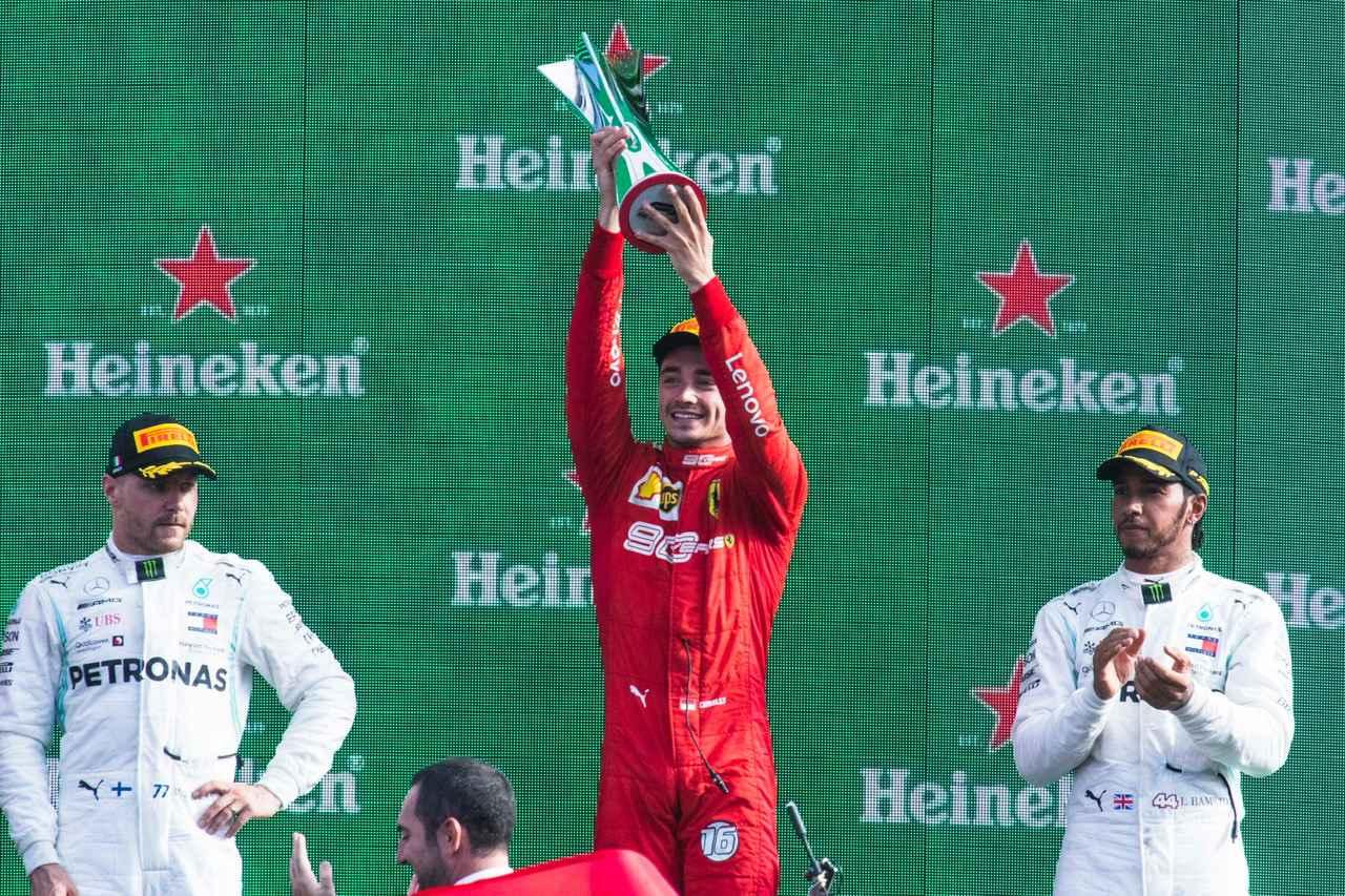 Images : 5番目の画像 - F1第14戦イタリアGP決勝 - Webモーターマガジン