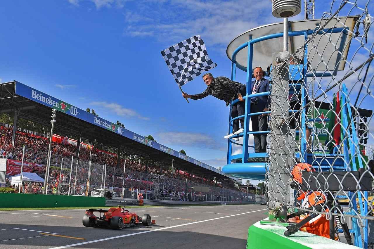 Images : 2番目の画像 - F1第14戦イタリアGP決勝 - Webモーターマガジン