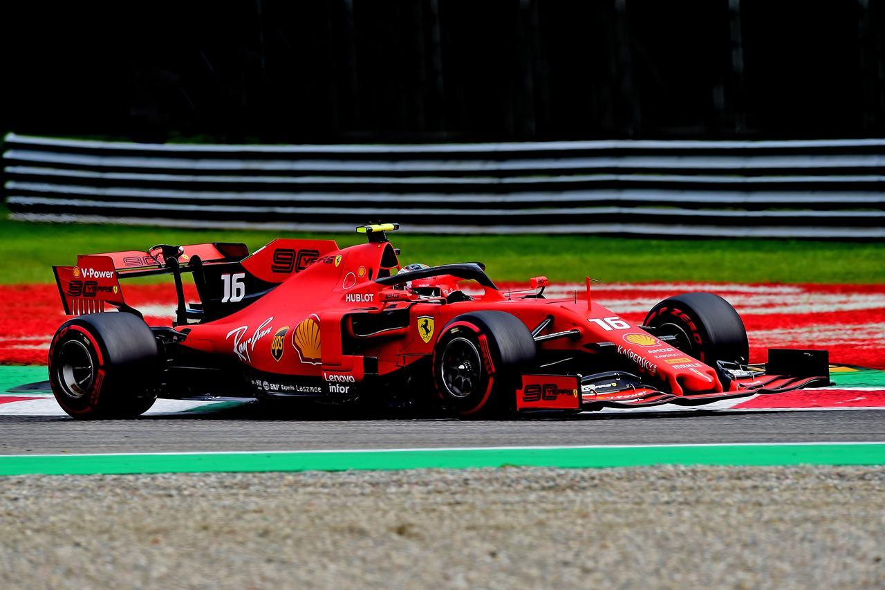 Images : 3番目の画像 - F1第14戦イタリアGP決勝 - Webモーターマガジン