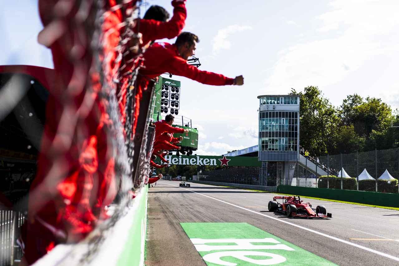 Images : 1番目の画像 - F1第14戦イタリアGP決勝 - Webモーターマガジン