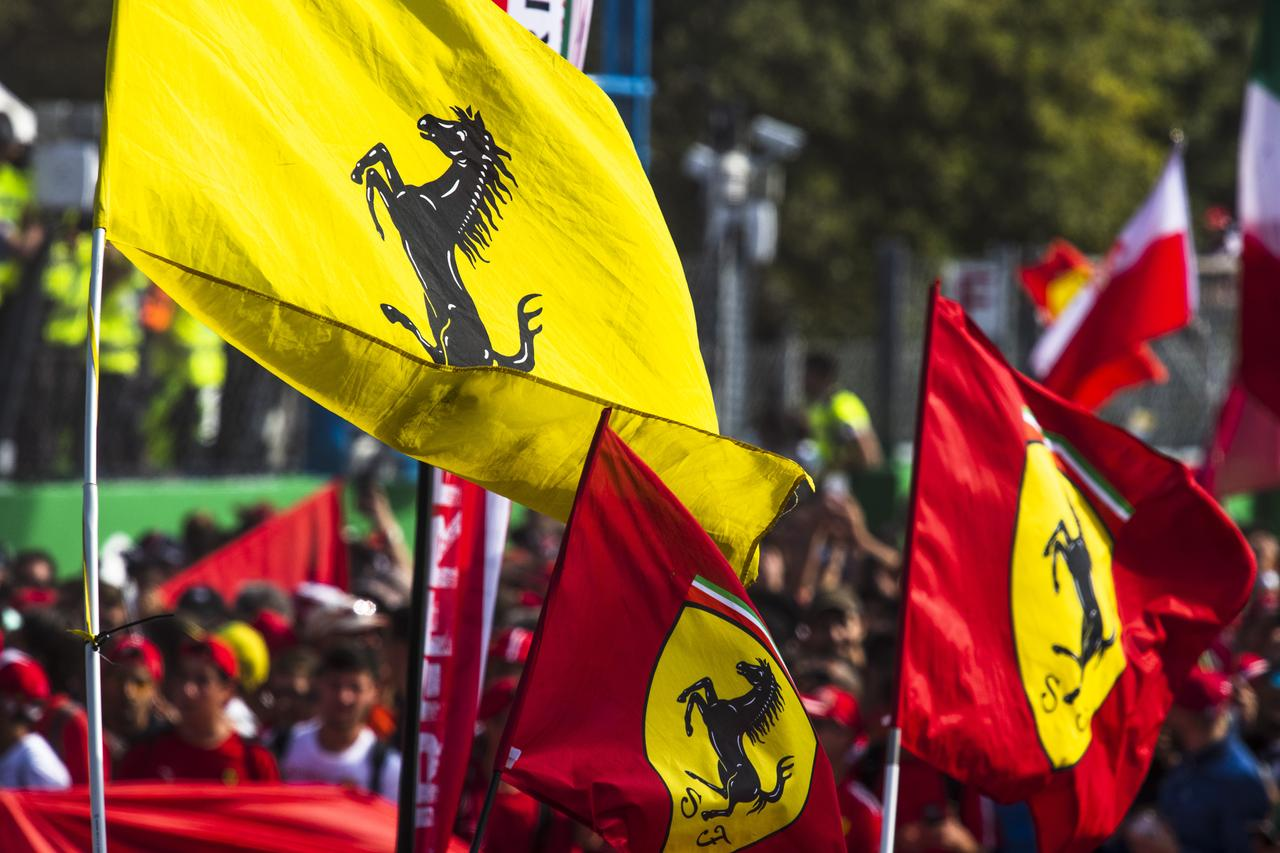 Images : 8番目の画像 - F1第14戦イタリアGP決勝 - Webモーターマガジン