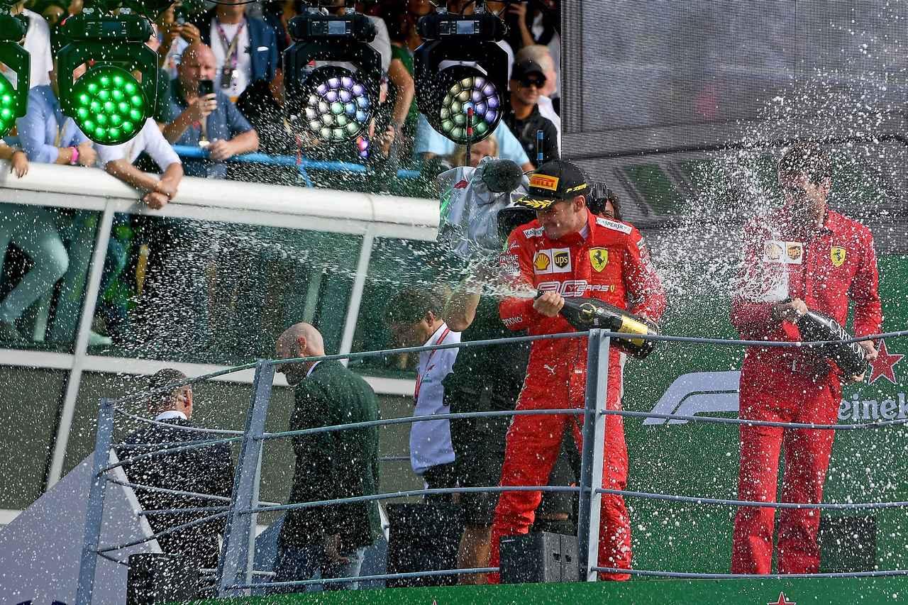 Images : 4番目の画像 - F1第14戦イタリアGP決勝 - Webモーターマガジン