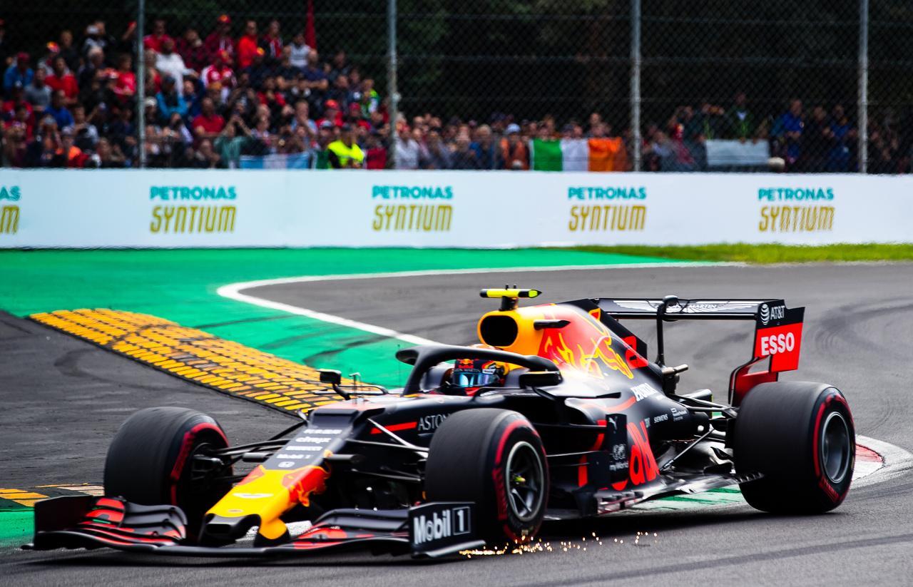 Images : 7番目の画像 - F1第14戦イタリアGP決勝 - Webモーターマガジン