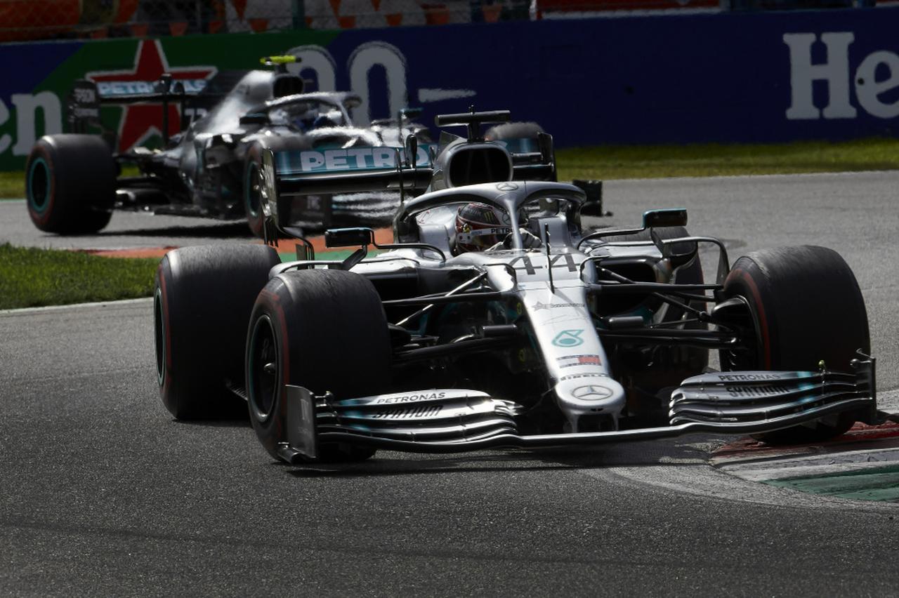 Images : 6番目の画像 - F1第14戦イタリアGP決勝 - Webモーターマガジン