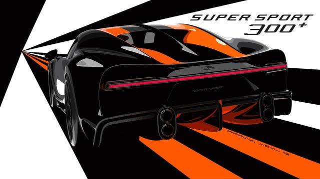 画像: シュテファン・ウィンケルマン社長はシロン スーパースポーツ300+を「史上最速のブガッティです」と表現。