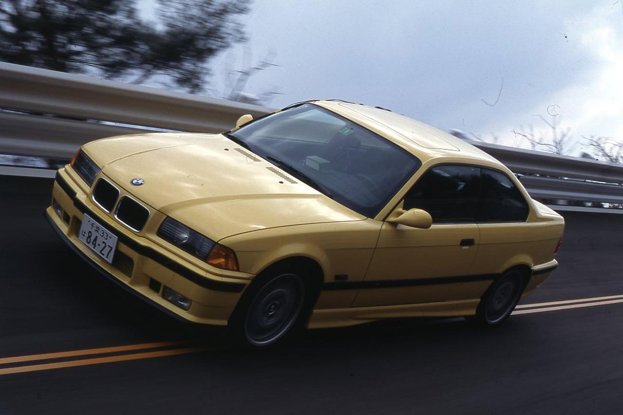 Images : 3番目の画像 - BMW M3(E36)2代目 - Webモーターマガジン