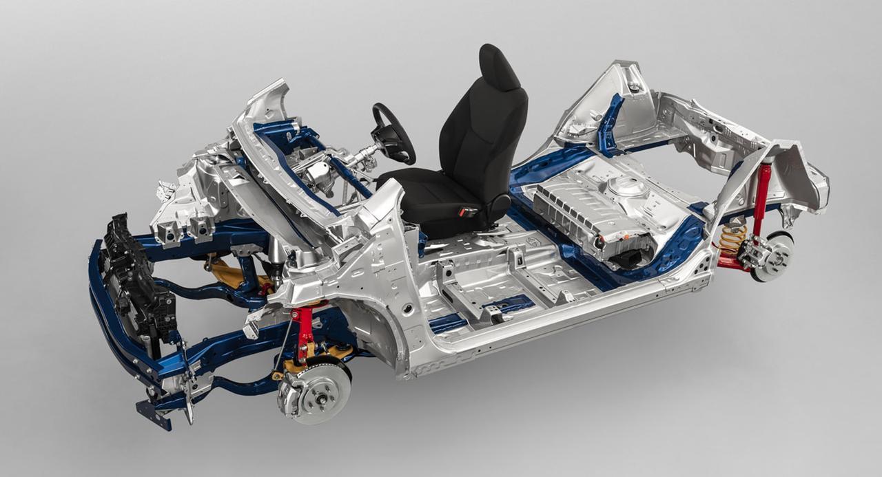 Images : 5番目の画像 - トヨタの次世代ラインアップ - Webモーターマガジン