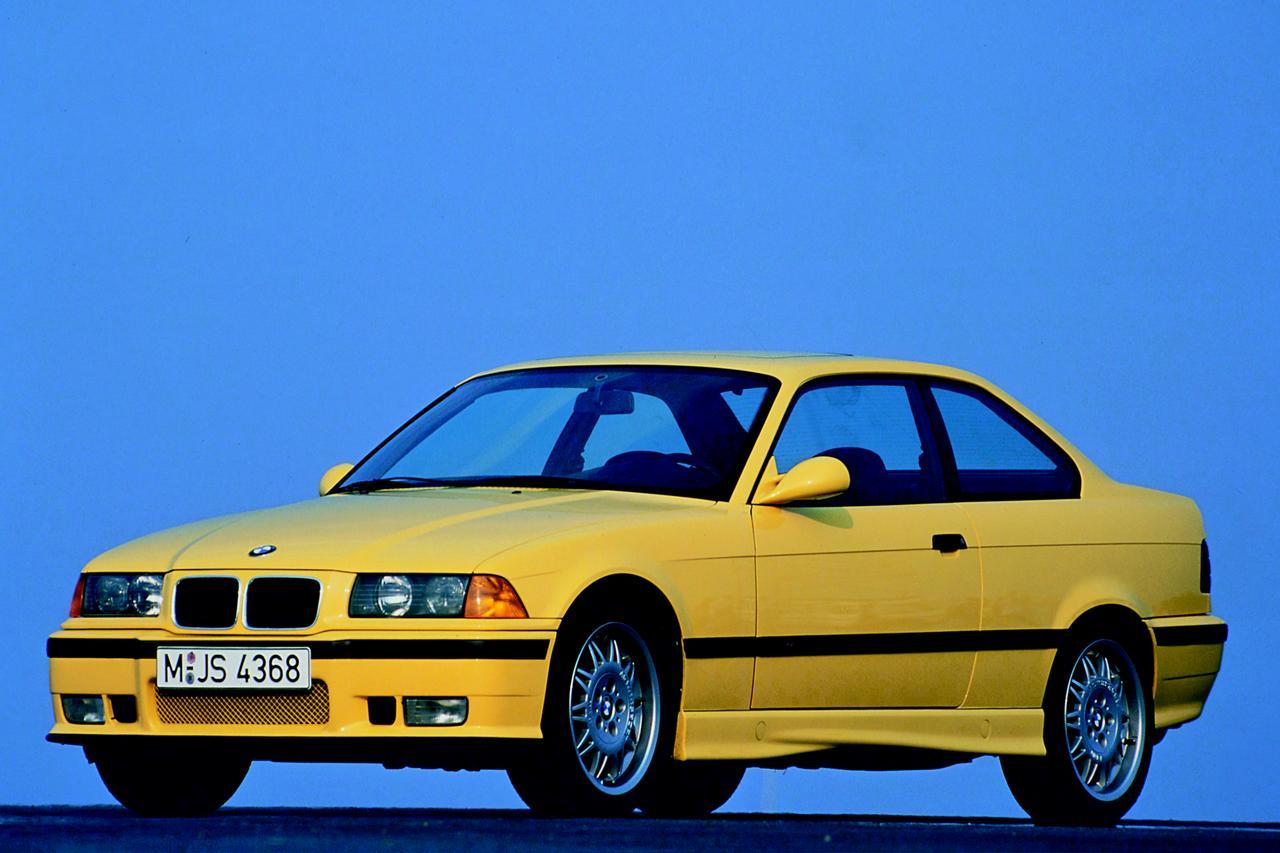 Images : 1番目の画像 - BMW M3(E36)2代目 - Webモーターマガジン
