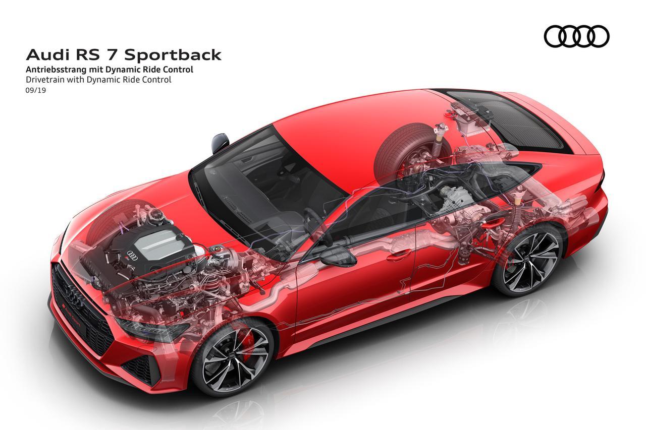 Images : 12番目の画像 - アウディ新型RS7スポーツバック - Webモーターマガジン