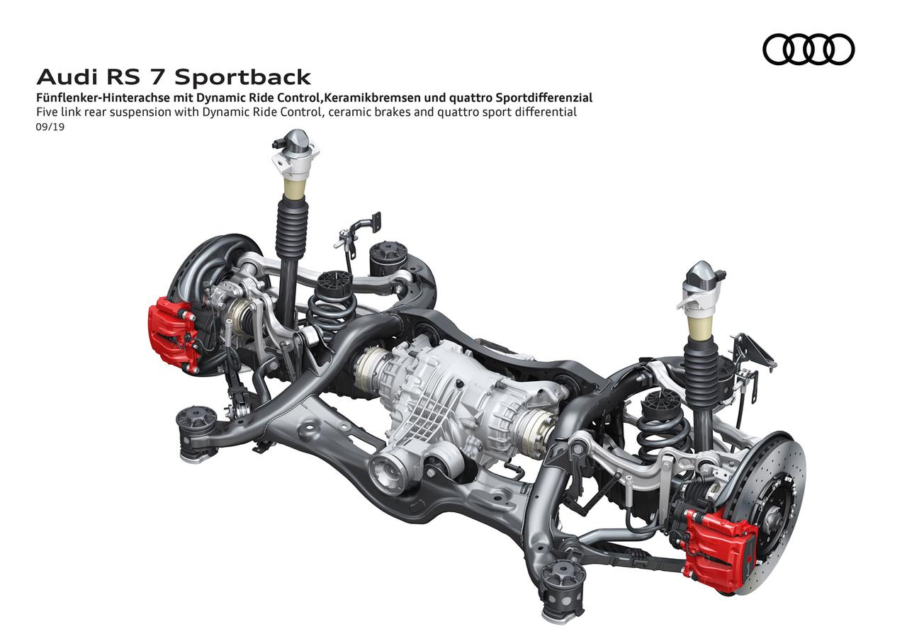 Images : 15番目の画像 - アウディ新型RS7スポーツバック - Webモーターマガジン