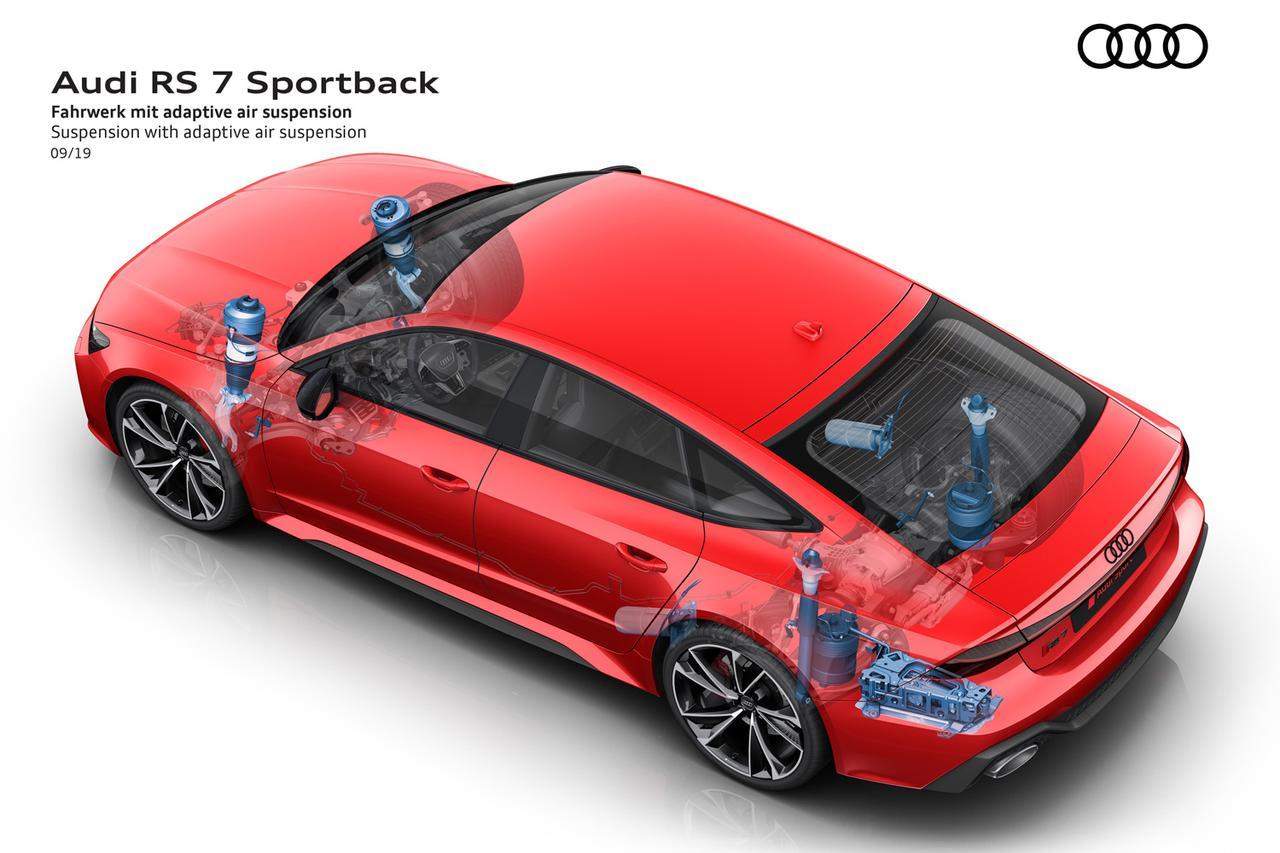 Images : 13番目の画像 - アウディ新型RS7スポーツバック - Webモーターマガジン