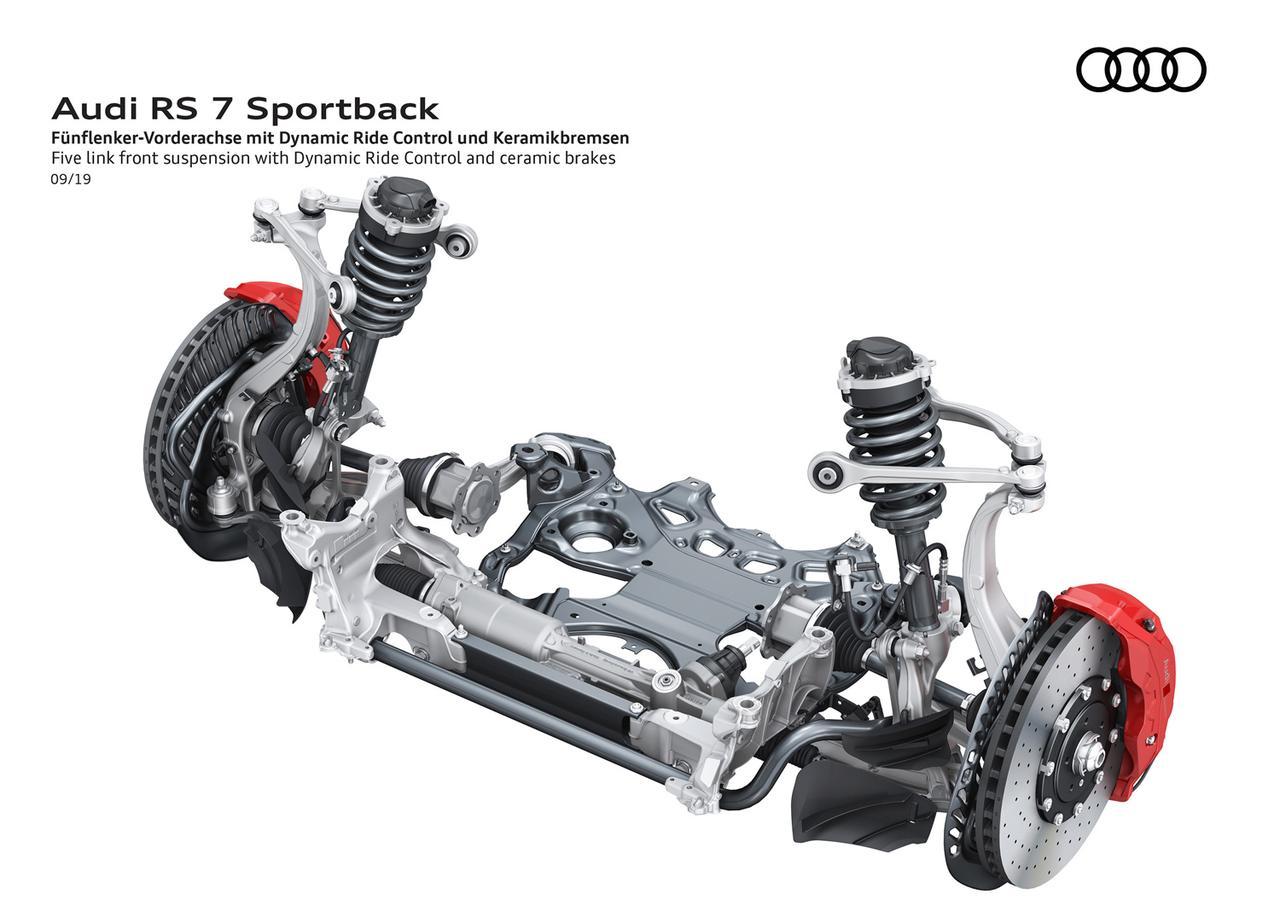 Images : 14番目の画像 - アウディ新型RS7スポーツバック - Webモーターマガジン