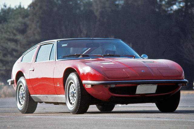 画像: 1970年代のマセラティはボーラなどのミッドシップカーが有名だが、V8DOHCをフロントに搭載したインディも大人4人が乗れるスポーツクーペとして人気だった。