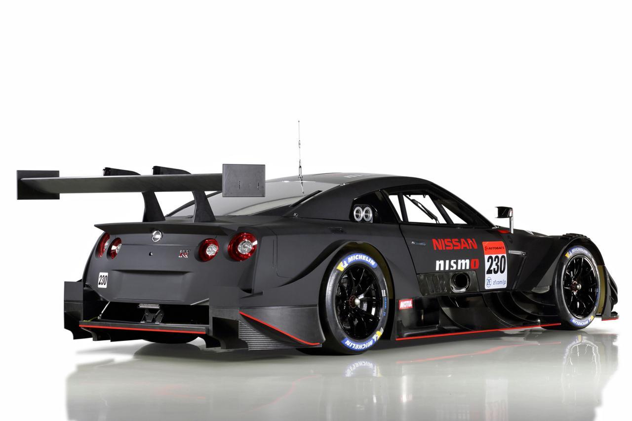 Images : 2番目の画像 - NISSAN GT-R NISMO GT500 - Webモーターマガジン