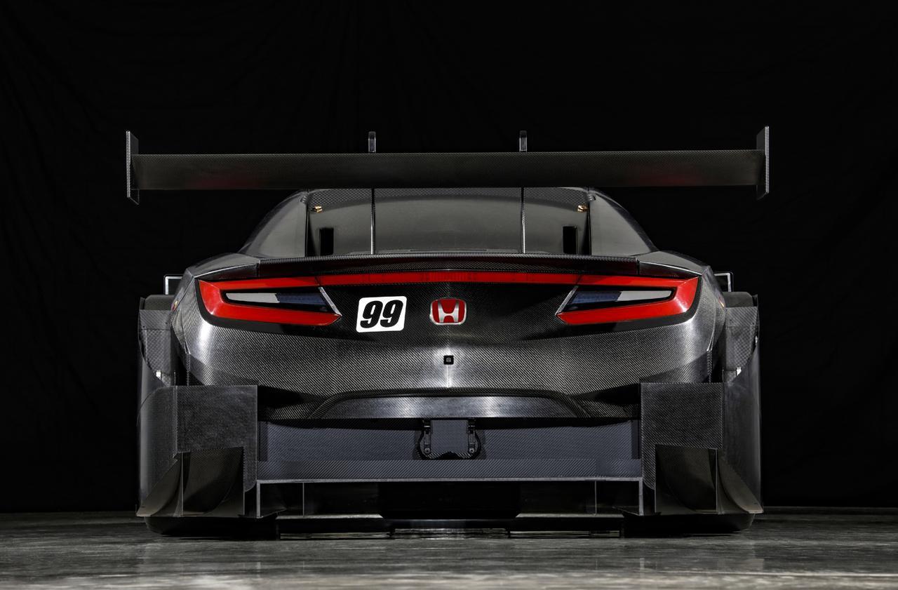 Images : 2番目の画像 - ホンダNSX-GT(2020) - Webモーターマガジン