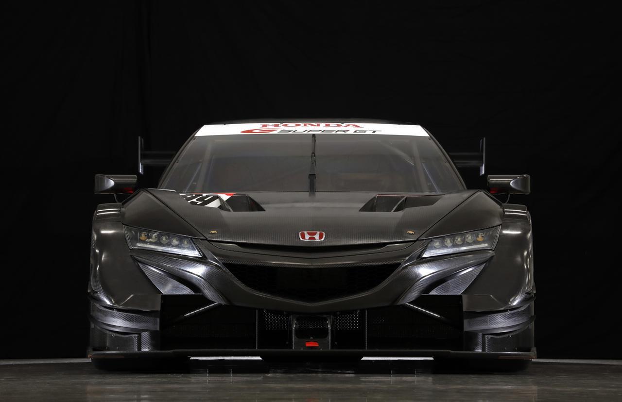 Images : 1番目の画像 - ホンダNSX-GT(2020) - Webモーターマガジン
