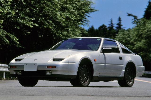 画像: 1986年10月のマイナーチェンジと同時に、NAの3L V6DOHCエンジンを搭載する300ZRが登場。