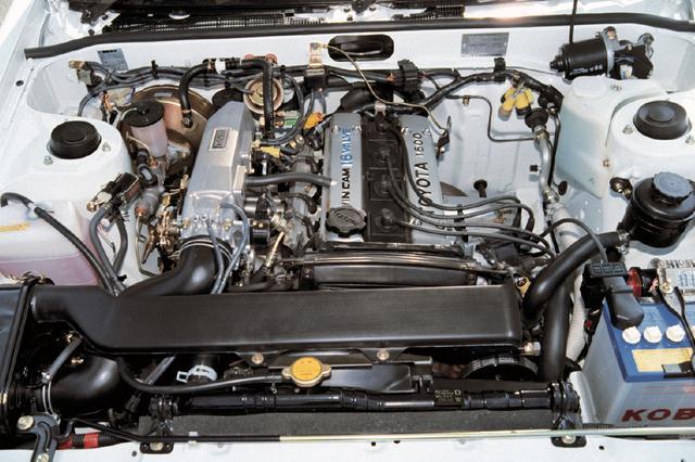 画像: 有名な2T-GEUの後継機となる4A-GEUは、トヨタのミドル級の代表的なエンジンとなっていく。