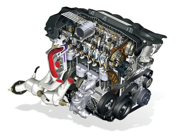 画像: バルブトロニックのN46型は当時の318iのエンジンと基本的に同じものだったが、より新しいスペックBを搭載。最高出力で5kWアップ。低速域でのトルクもアップしている。