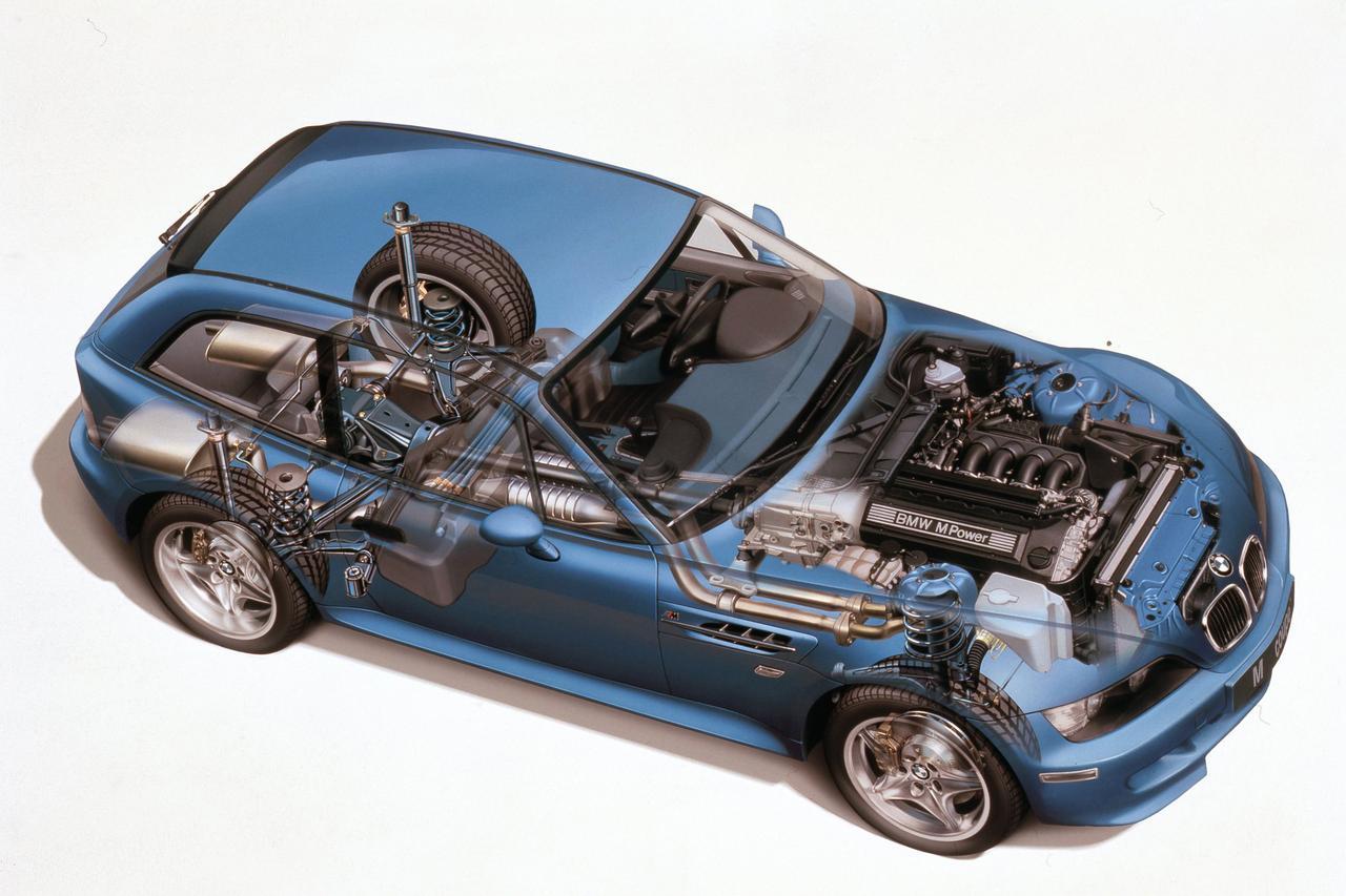 Images : 12番目の画像 - BMW M ロードスター/M クーペ - Webモーターマガジン