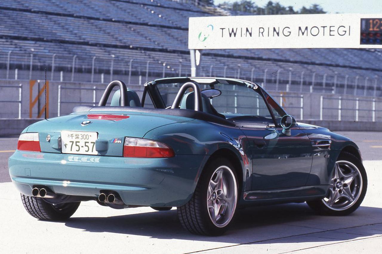 Images : 2番目の画像 - BMW M ロードスター/M クーペ - Webモーターマガジン