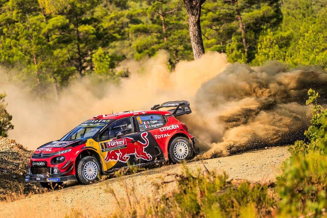 Images : 1番目の画像 - 2019 WRC 第11戦ラリートルコ - Webモーターマガジン