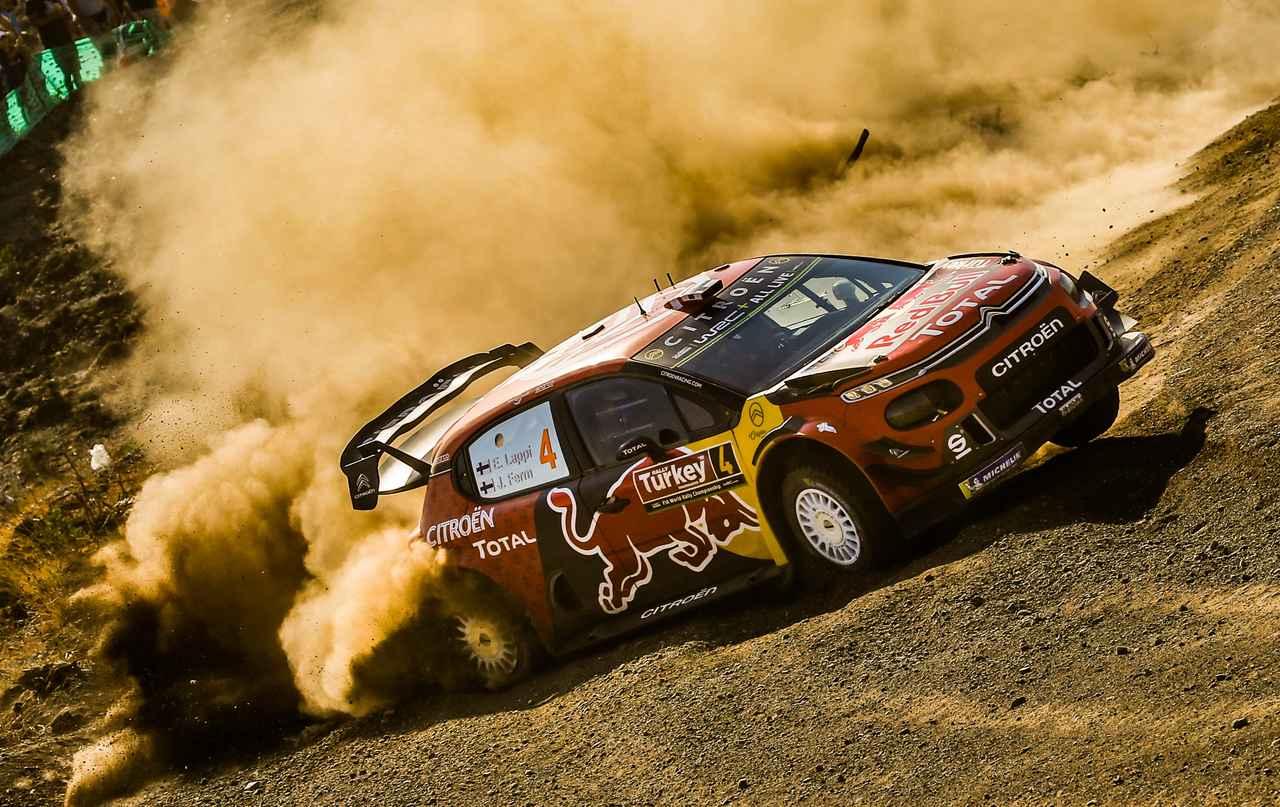 Images : 3番目の画像 - 2019 WRC 第11戦ラリートルコ - Webモーターマガジン