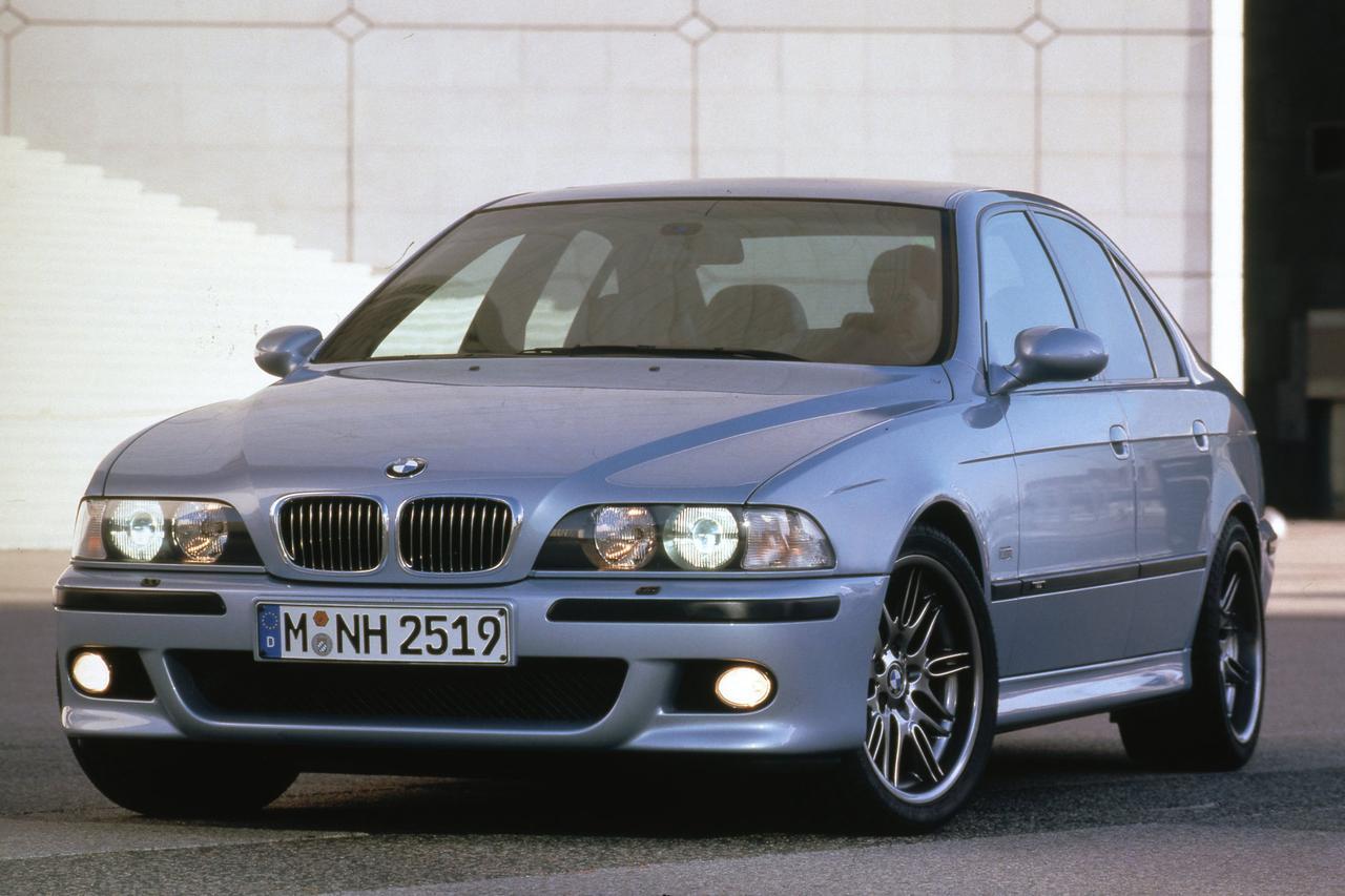 Images : 1番目の画像 - BMW M5(E39) - Webモーターマガジン