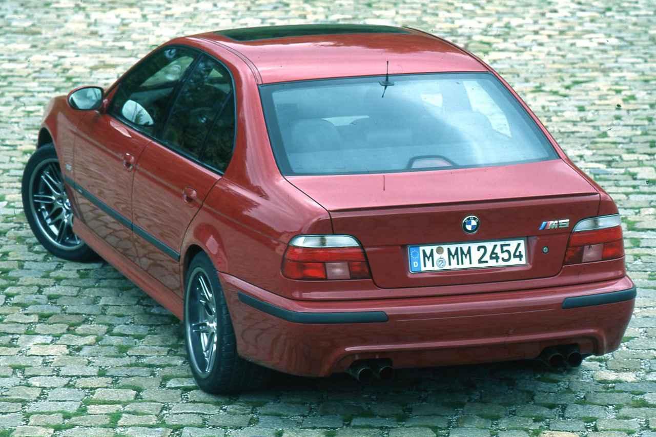 Images : 7番目の画像 - BMW M5(E39) - Webモーターマガジン