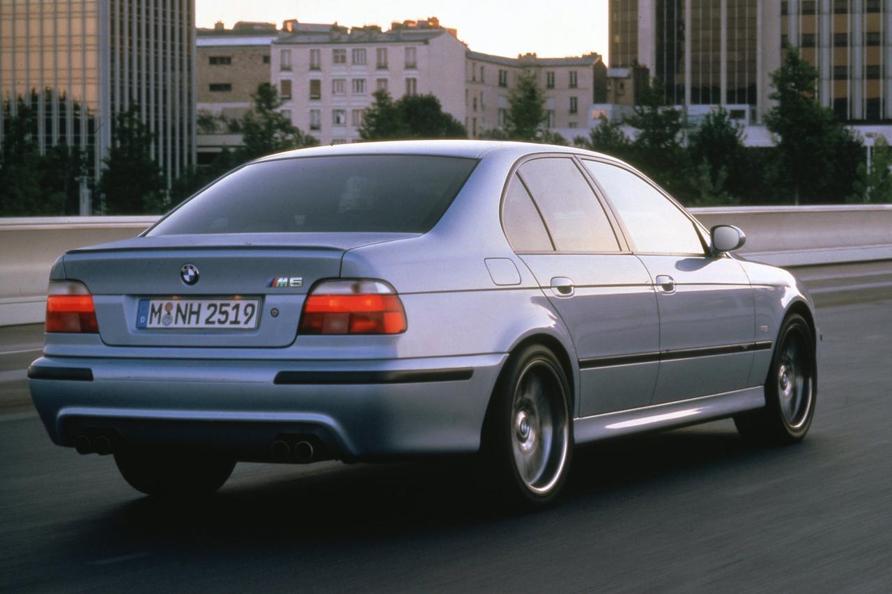 Images : 2番目の画像 - BMW M5(E39) - Webモーターマガジン