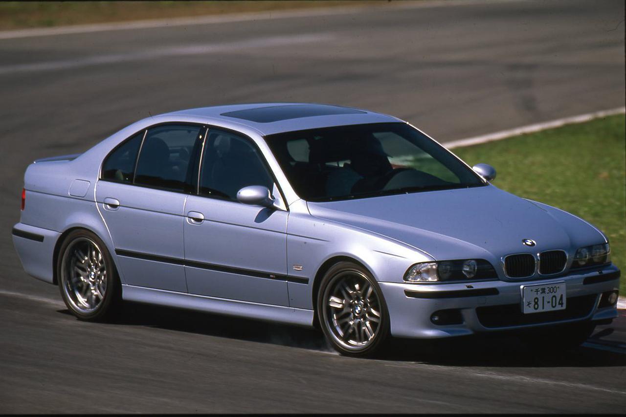 Images : 5番目の画像 - BMW M5(E39) - Webモーターマガジン