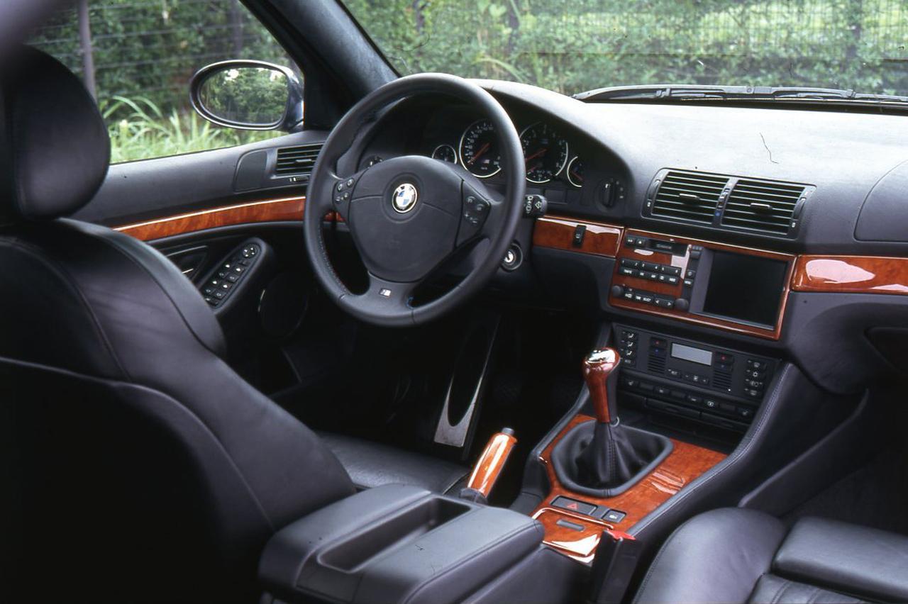 Images : 3番目の画像 - BMW M5(E39) - Webモーターマガジン