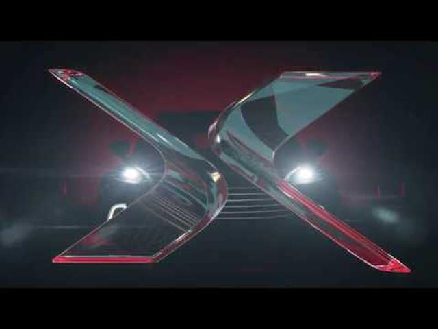 画像: Aston Martin DBX Chapter 2: The Grille youtu.be