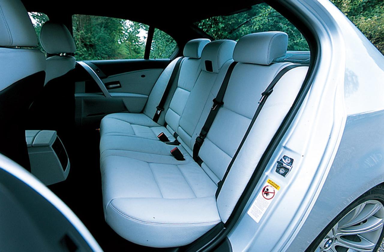 Images : 8番目の画像 - 4代目 BMW M5(E60) - Webモーターマガジン