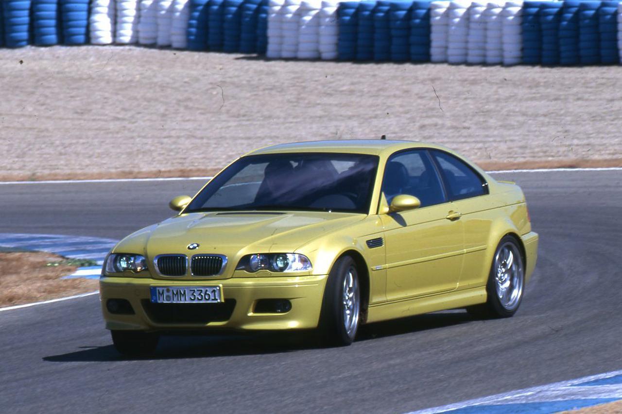 Images : 1番目の画像 - 3代目 BMW M3クーペ(2000) - Webモーターマガジン