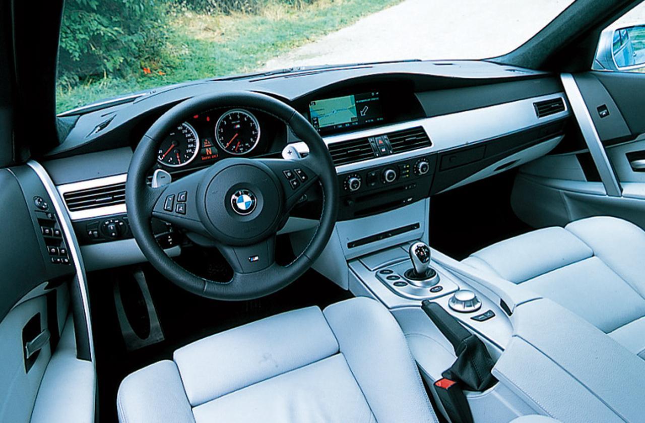 Images : 4番目の画像 - 4代目 BMW M5(E60) - Webモーターマガジン