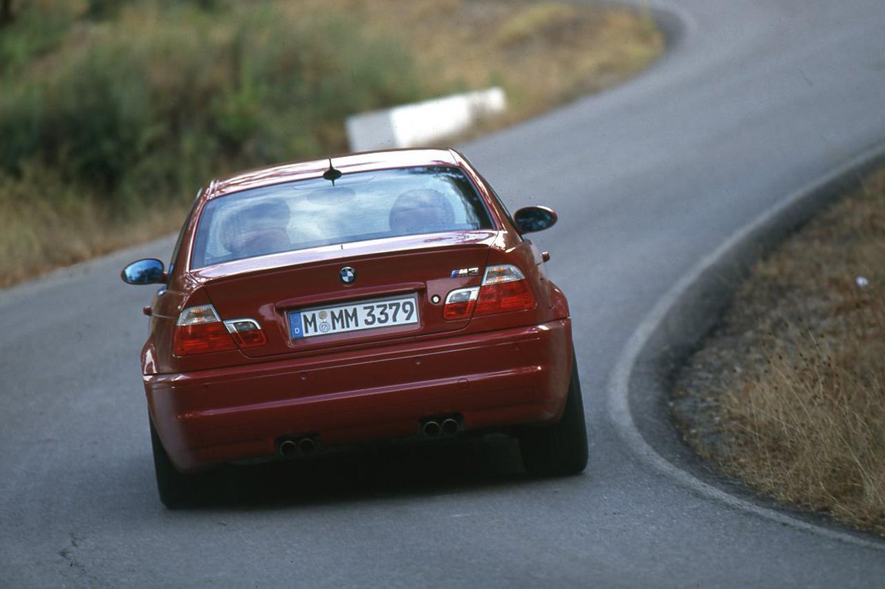 Images : 5番目の画像 - 3代目 BMW M3クーペ(2000) - Webモーターマガジン