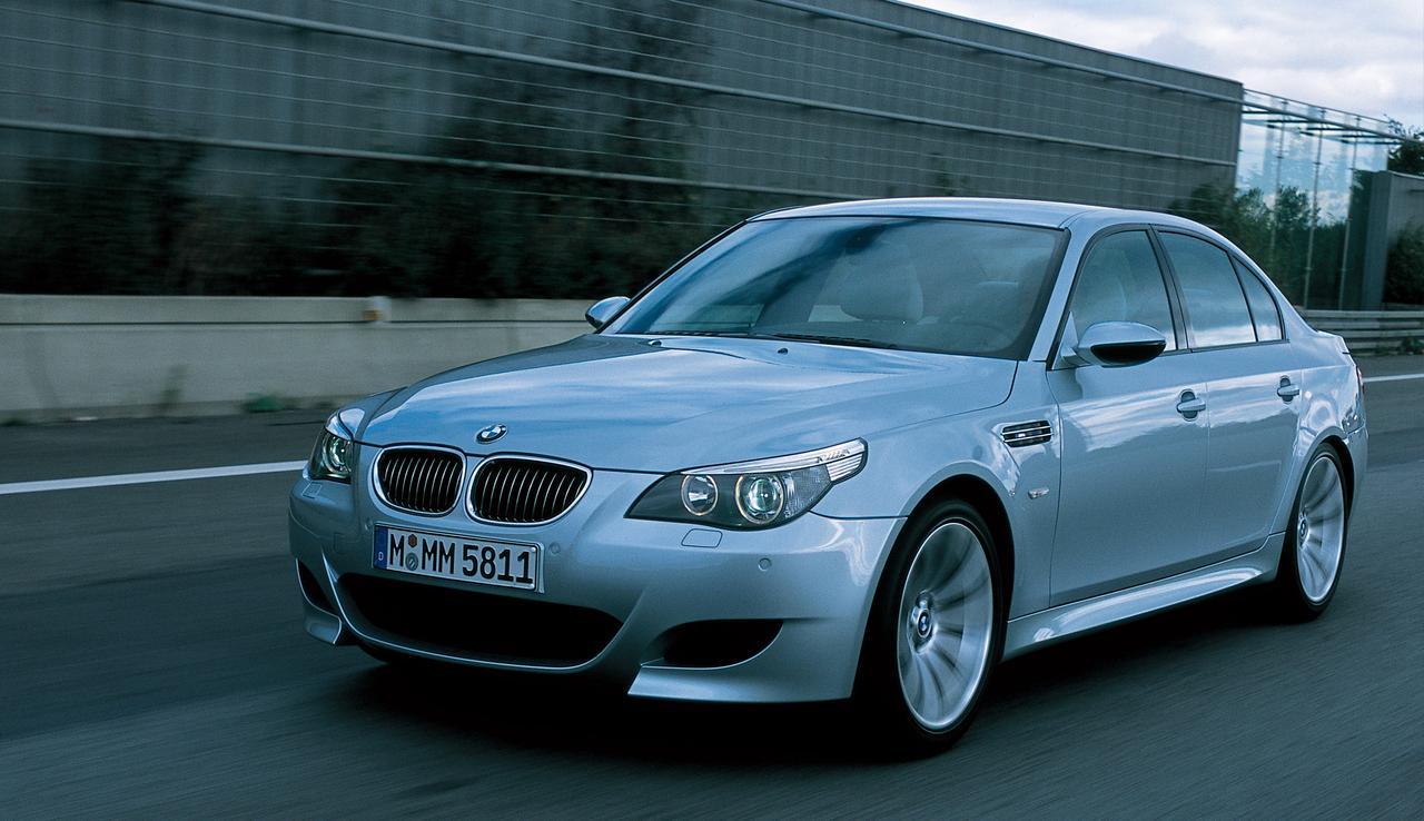 Images : 2番目の画像 - 4代目 BMW M5(E60) - Webモーターマガジン