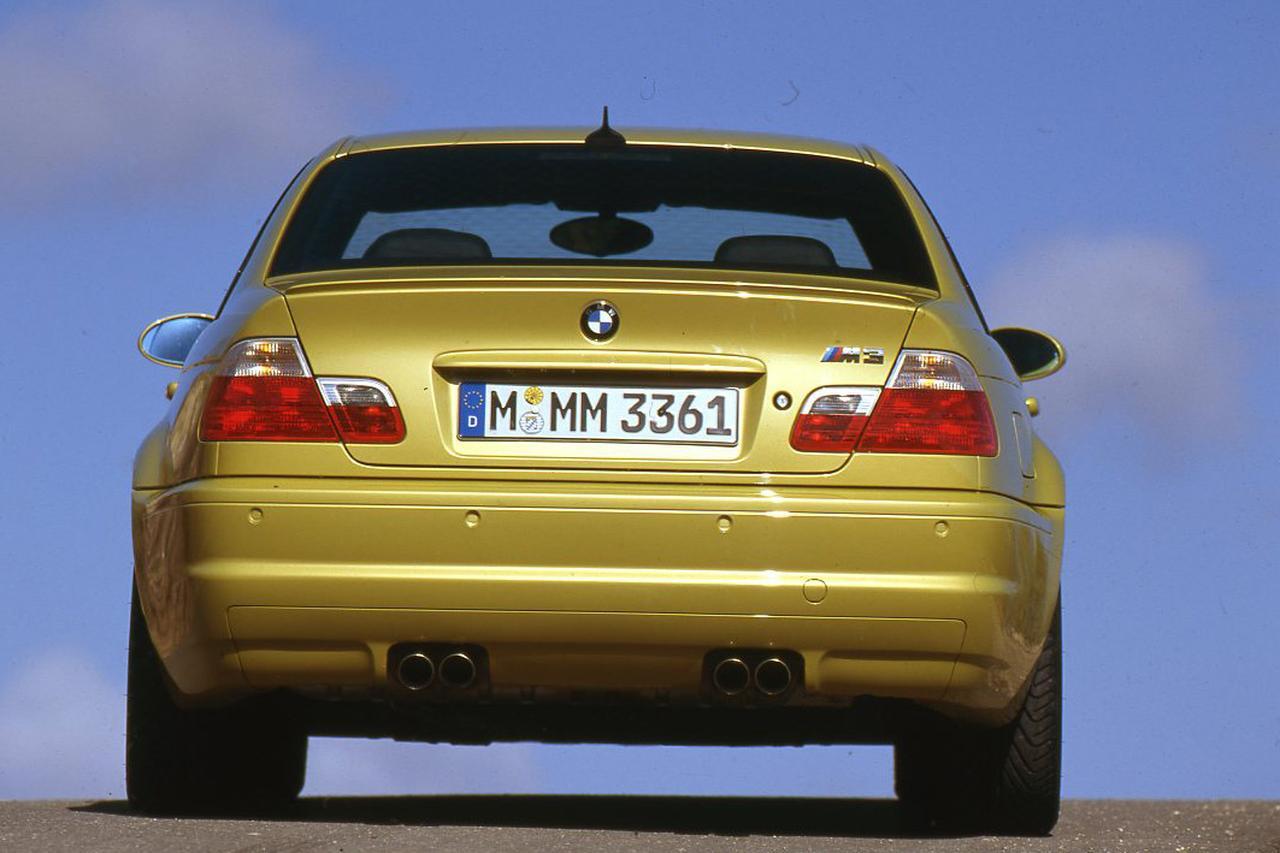 Images : 4番目の画像 - 3代目 BMW M3クーペ(2000) - Webモーターマガジン