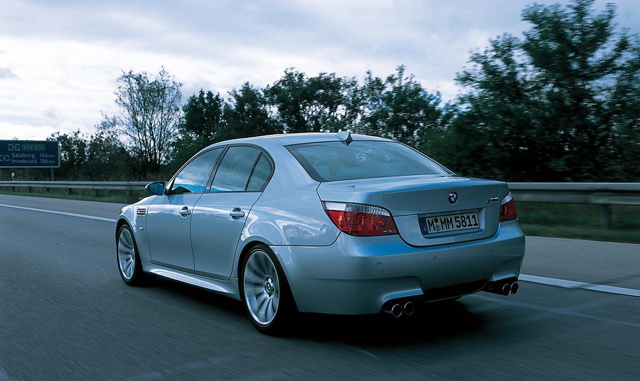 Images : 3番目の画像 - 4代目 BMW M5(E60) - Webモーターマガジン