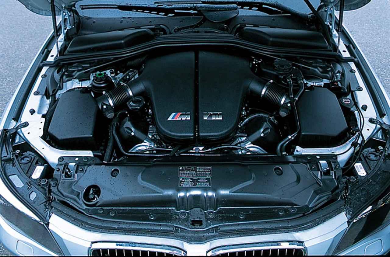 Images : 9番目の画像 - 4代目 BMW M5(E60) - Webモーターマガジン