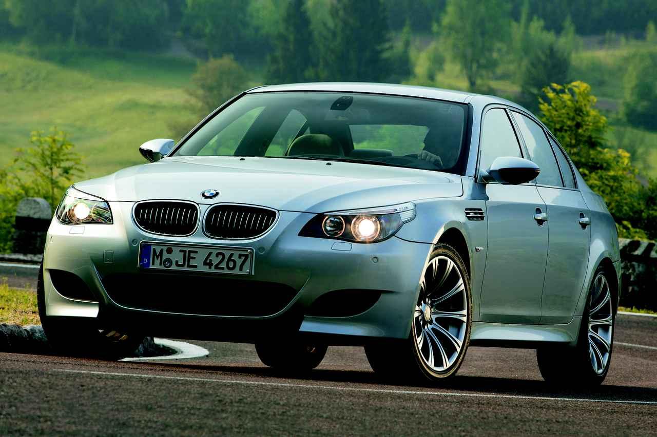 Images : 1番目の画像 - 4代目 BMW M5(E60) - Webモーターマガジン