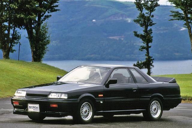 画像: 1987年8月、2ドアクーペにグループA用のホモロゲーションモデルとして、GTS-Rが800台限定で発売された。