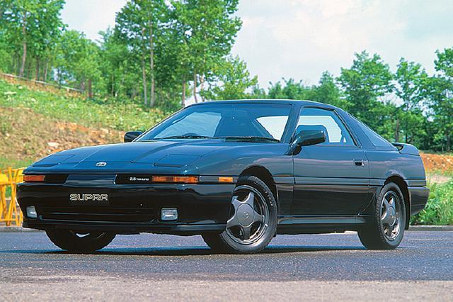 画像: 1990年8月、一部改良で3Lエンジンが廃され、2.5Lツインターボに一本化。パワースペックは、280ps/37.0kgmとなり、トヨタ初の280psカーとなった。