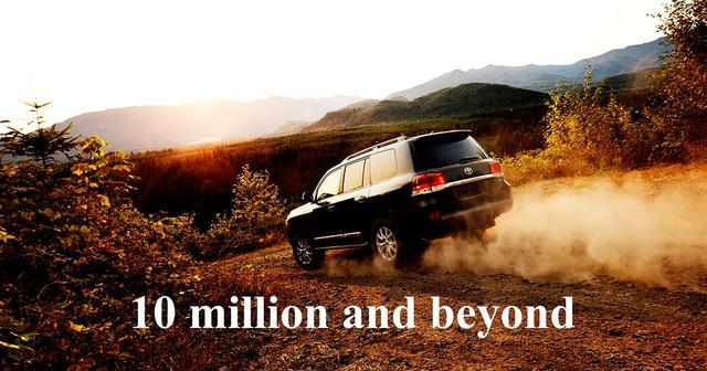 画像: 10 million and beyond | ランドクルーザー 特設サイト | スペシャルコンテンツ | トヨタブランド | モビリティ | トヨタ自動車株式会社 公式企業サイト