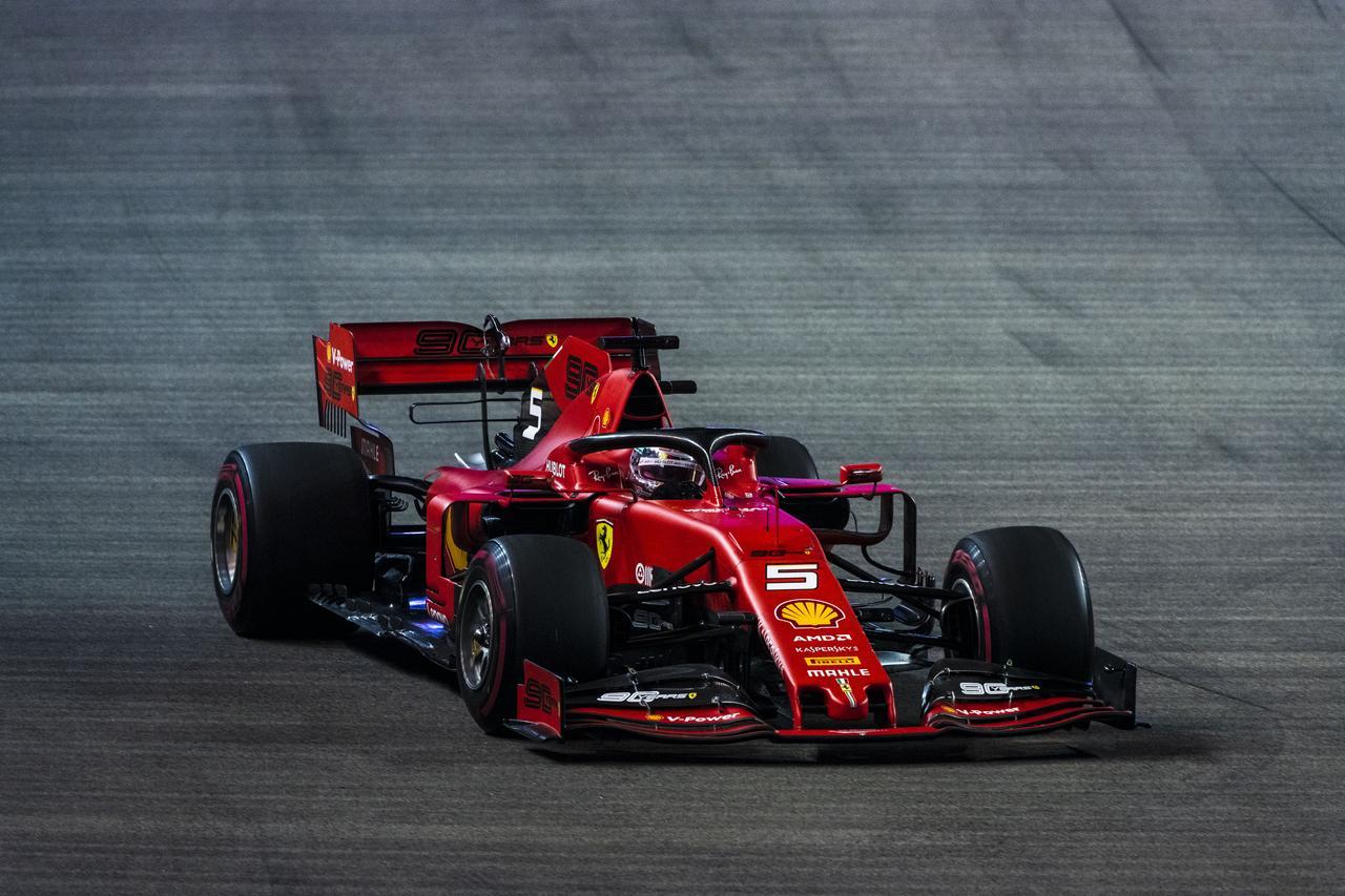 Images : 2番目の画像 - 2019 F1第15戦シンガポールGP決勝 - Webモーターマガジン